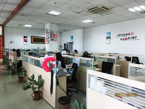 昱元科技办公室