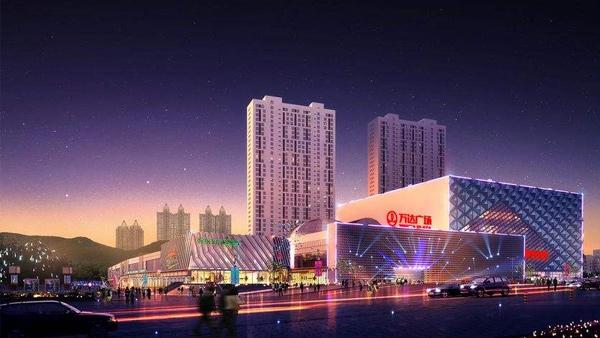 广东亚太天能科技股份有限公司—猫眼W8工程案例