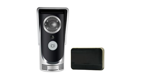 无线可视门铃WF01